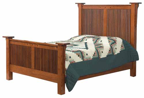 Illinois Amish Beds and Bedroom Furniture