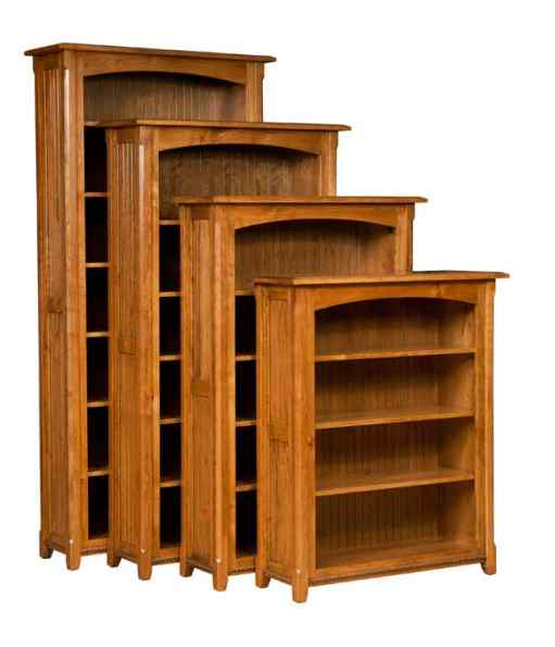 L n ashton bookcases office desks bookcases file for Amish kitchen cabinets illinois